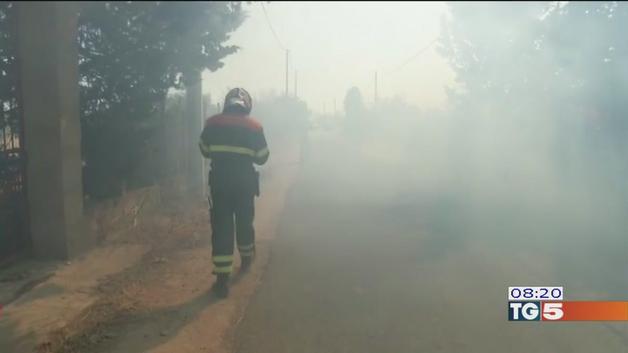 Estate bollente ed emergenza incendi