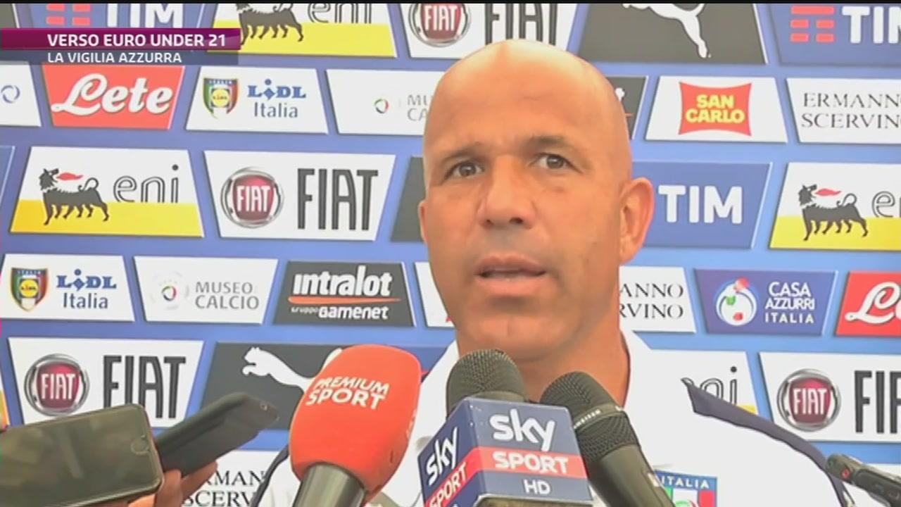 """Di Biagio: """"Noi favoriti all'Europeo"""""""
