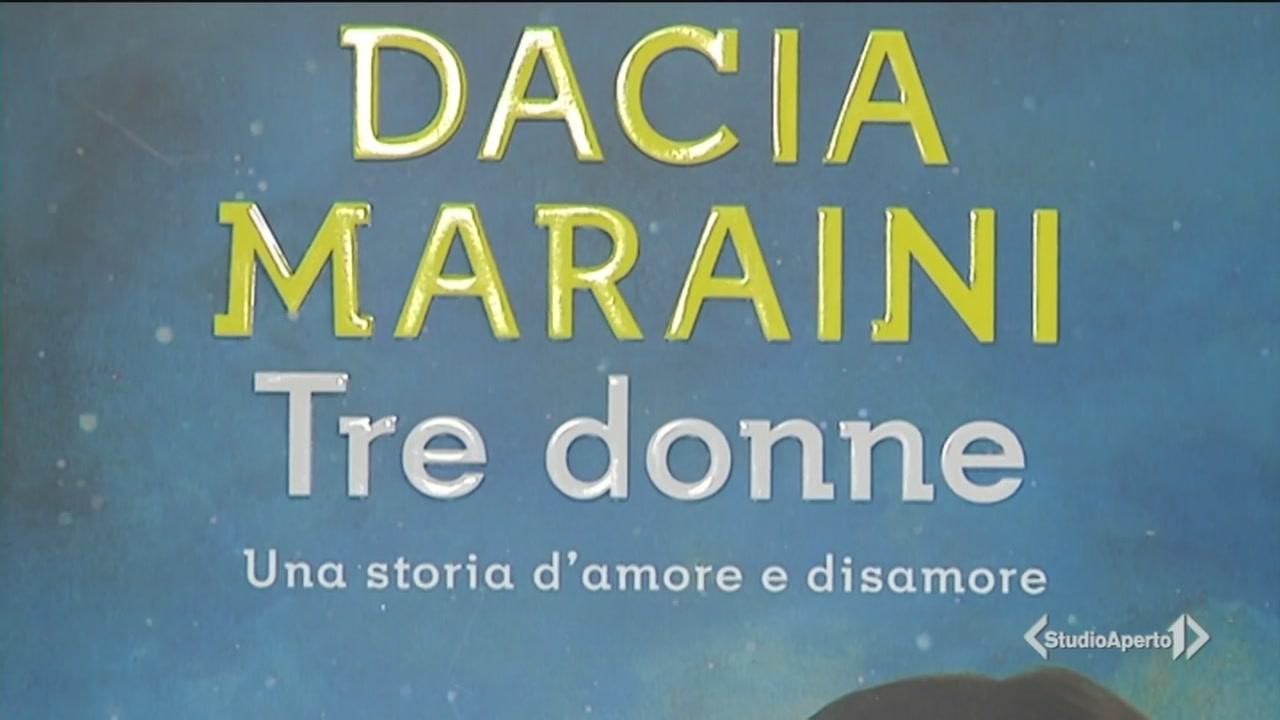 Il nuovo libro di Dacia Maraini
