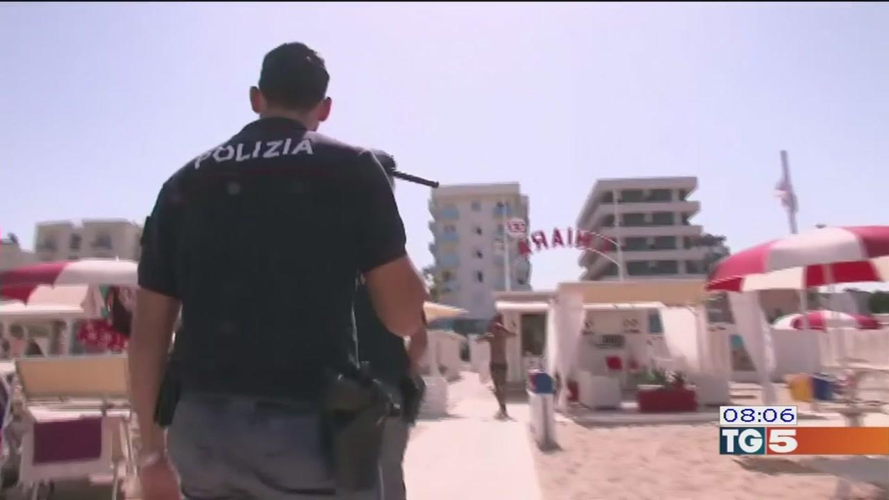 Violenza a Rimini banda nord-africana