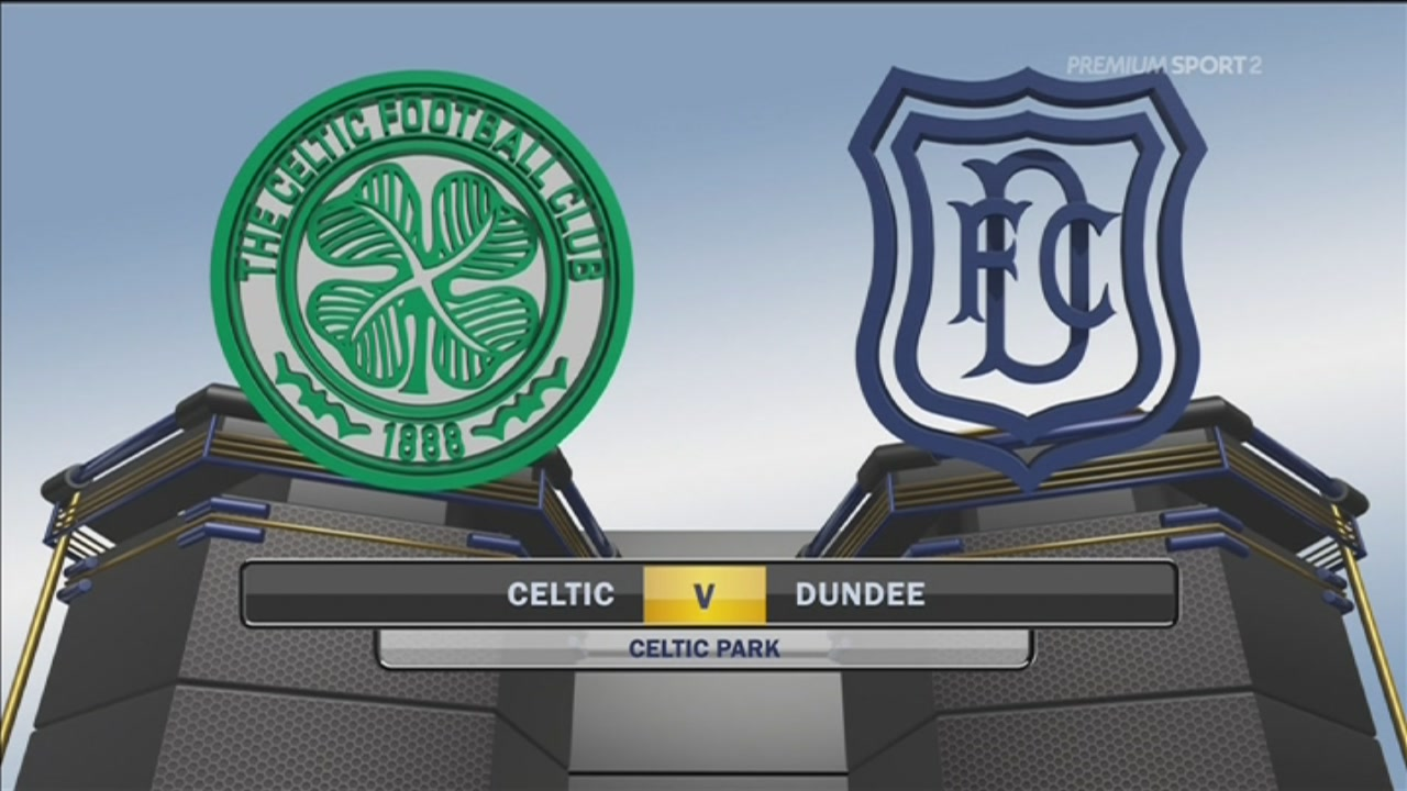 Celtic-Dundee 1-0
