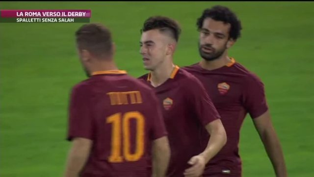 La Roma verso il derby