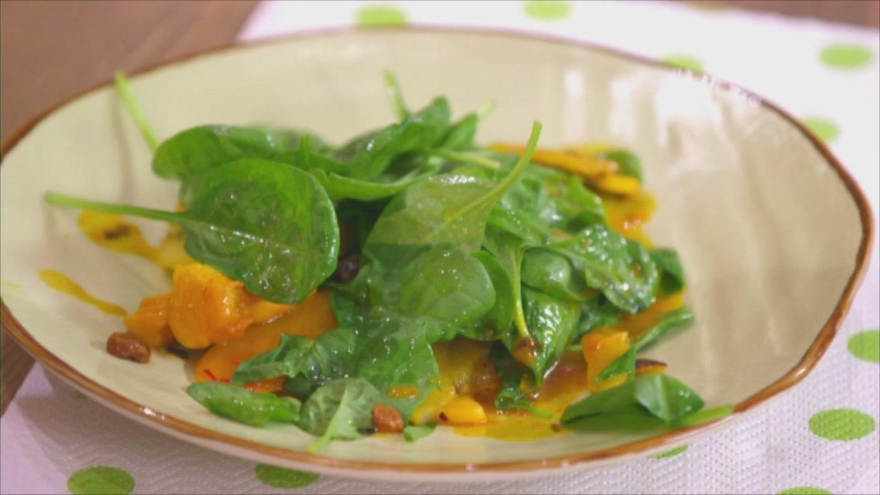 Filetto di merluzzo con patate e zafferano