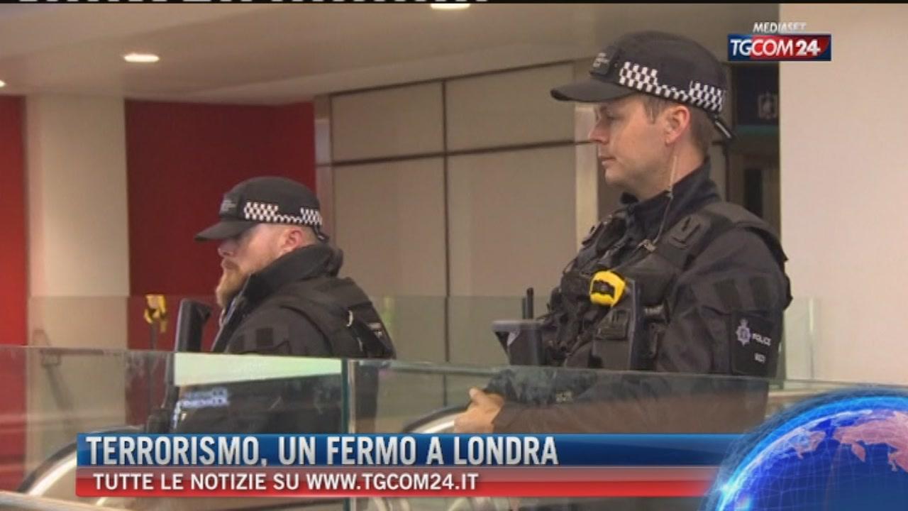 """Breaking News delle ore 16.00: """"Terrorismo, un fermo a Londra"""""""