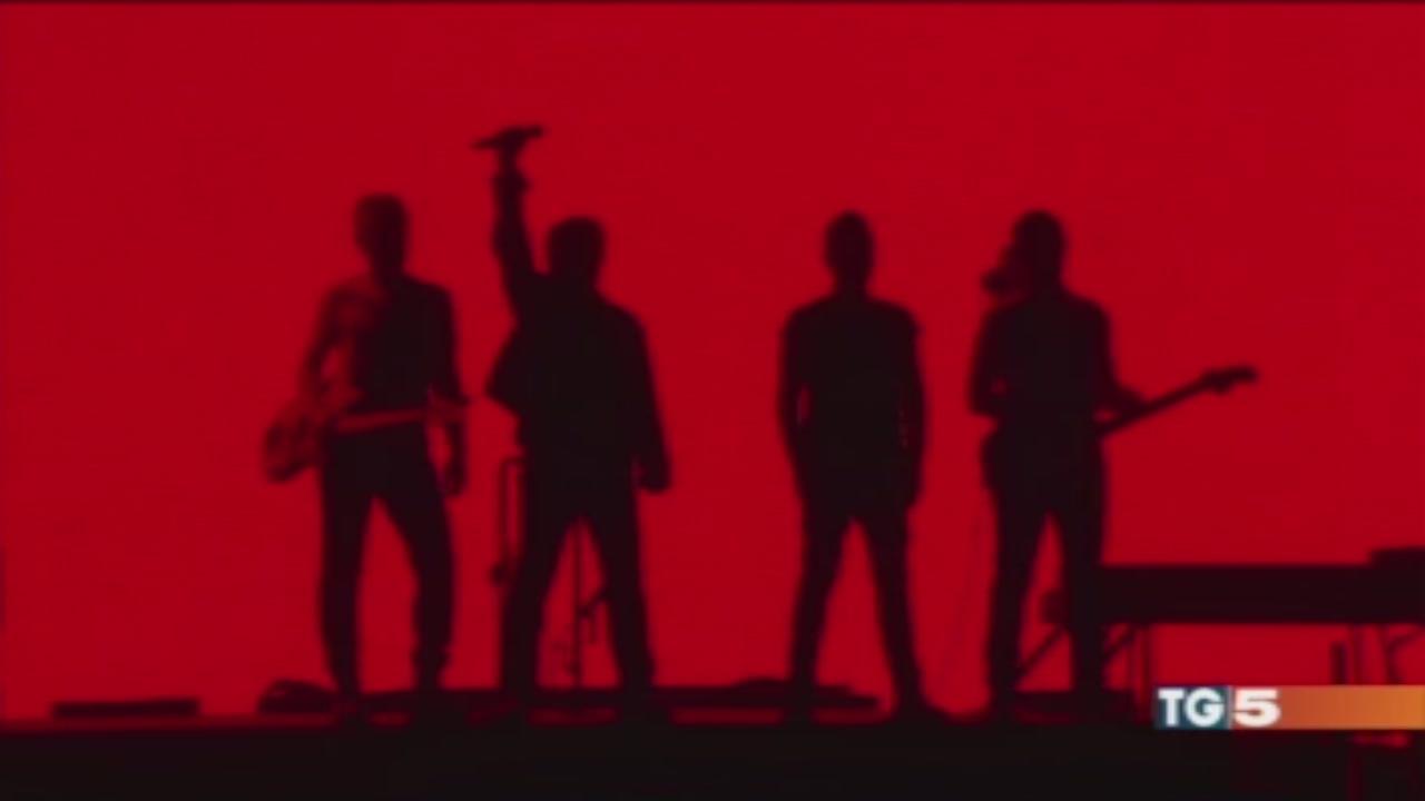 Gli U2 incantano Roma e stasera si fa il bis