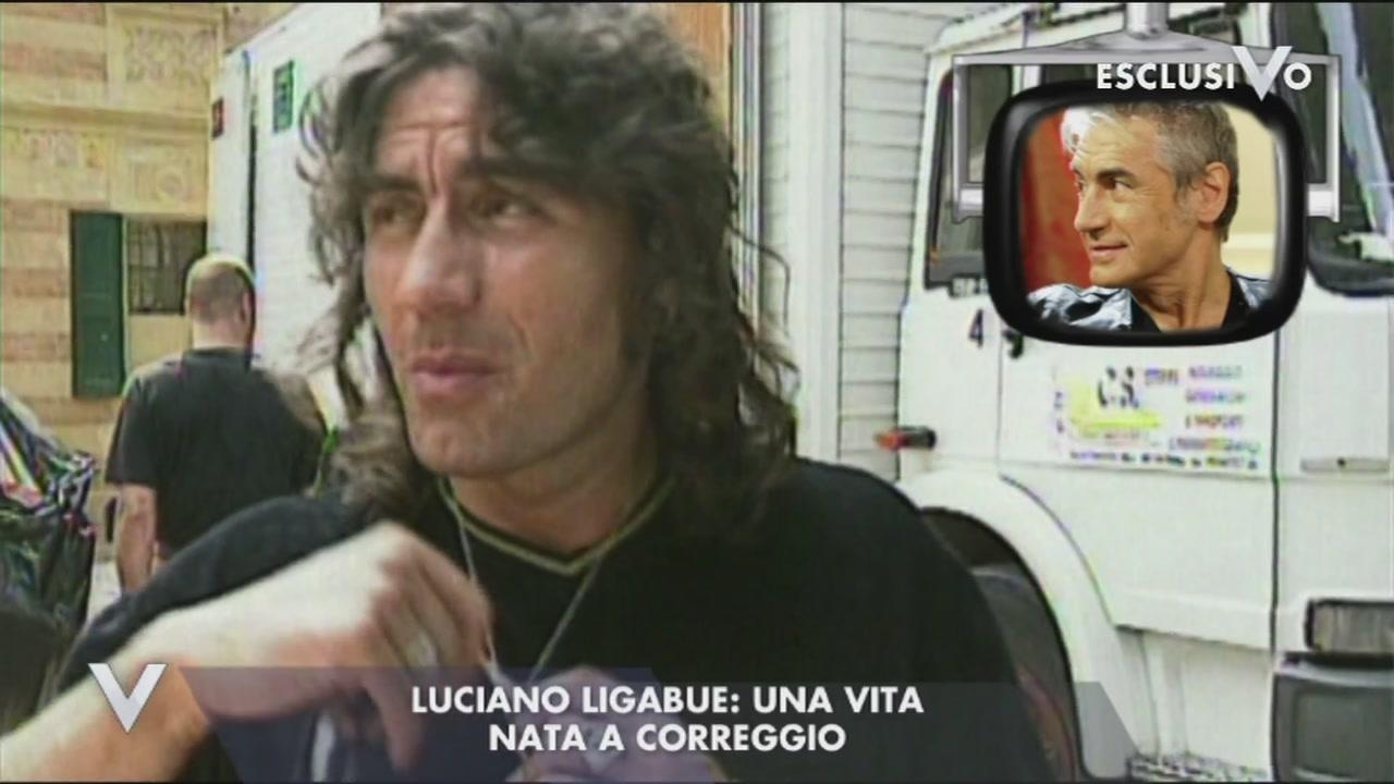 Luciano Ligabue: le sue radici