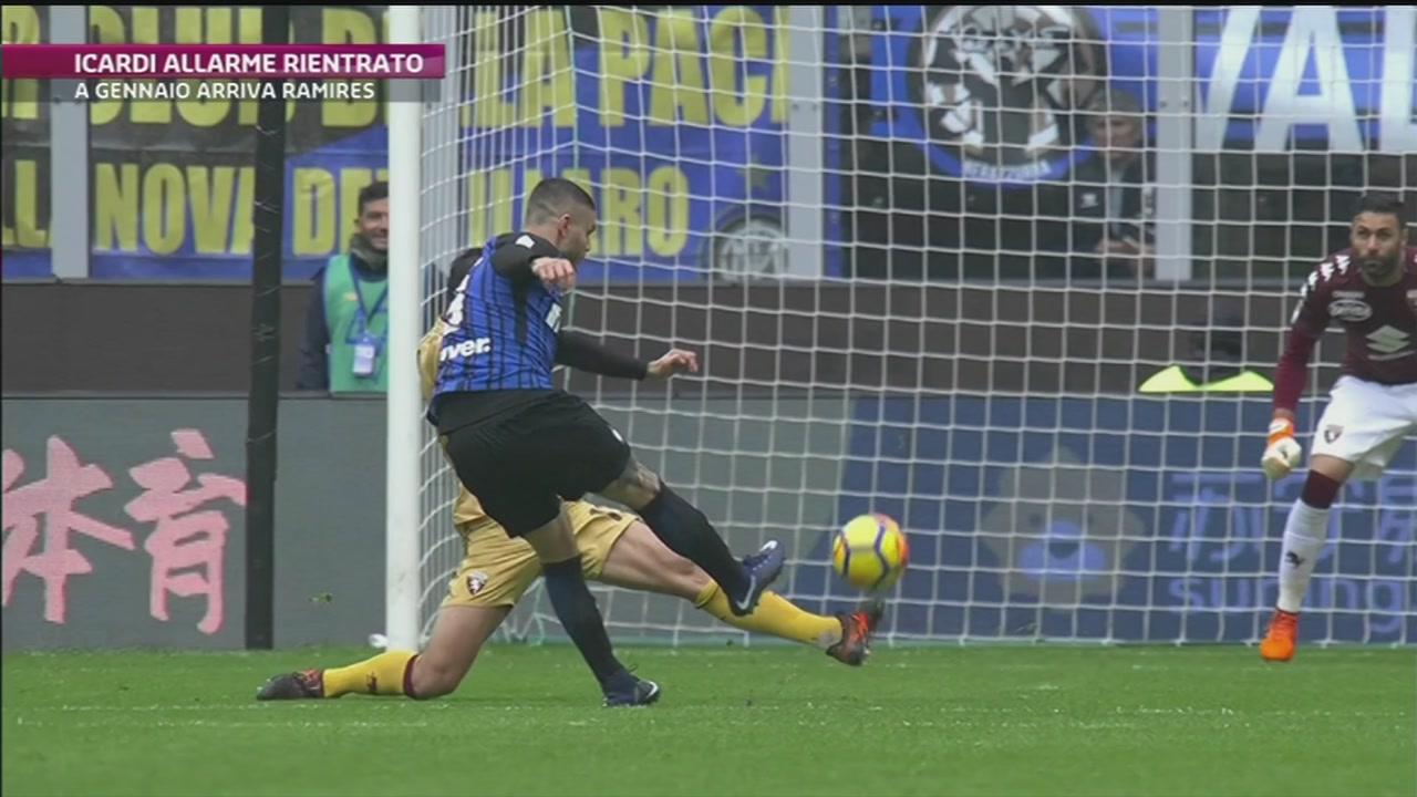 Inter, sollievo Icardi