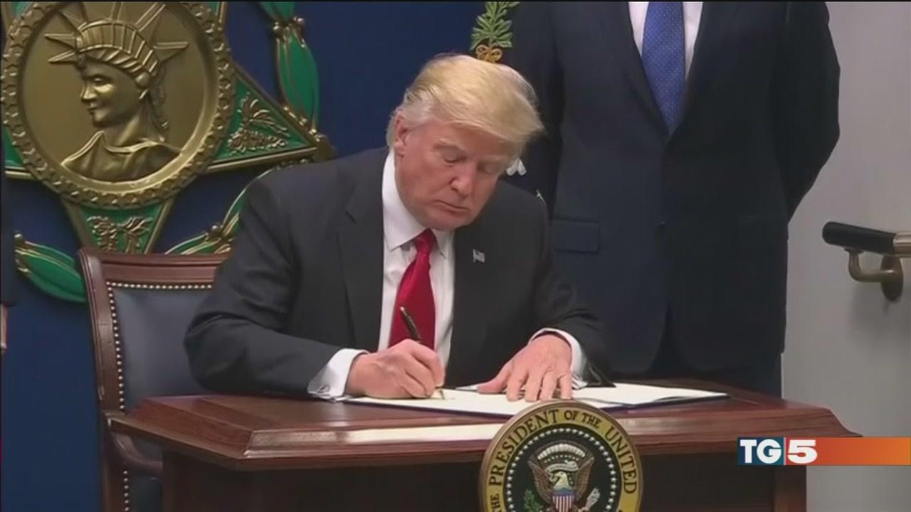 Trump, un anno alla Casa Bianca