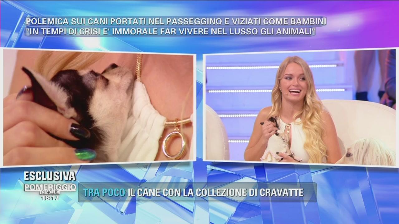 Mercedesz Henger innamorata di Shakira