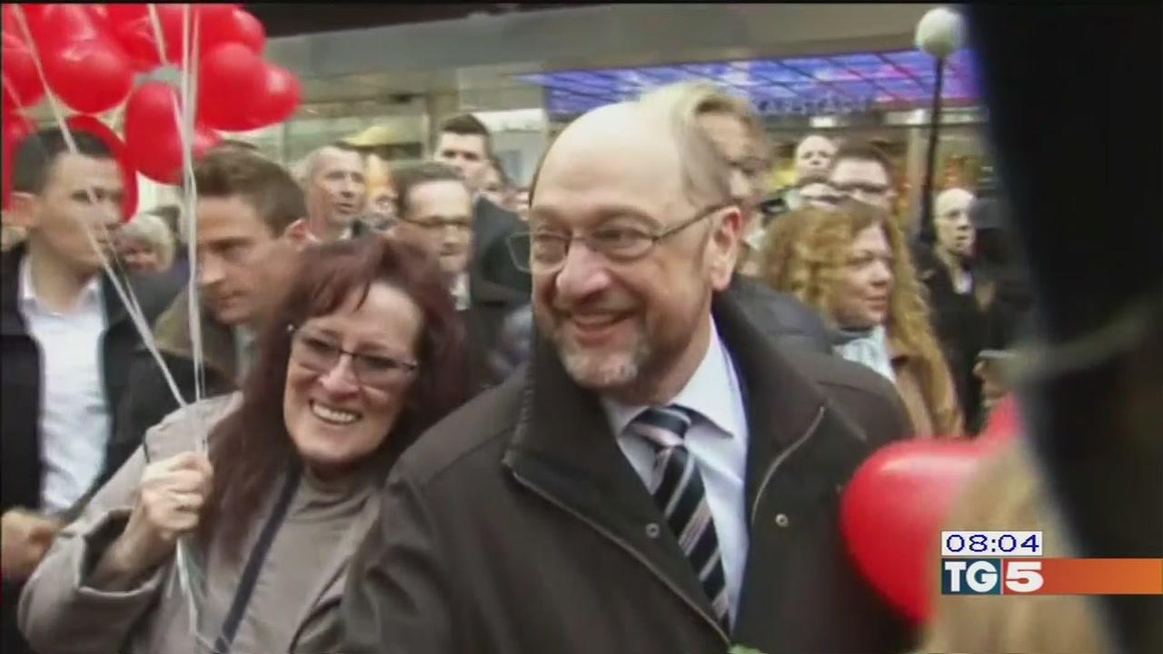 Germania: Schulz perde il primo duello