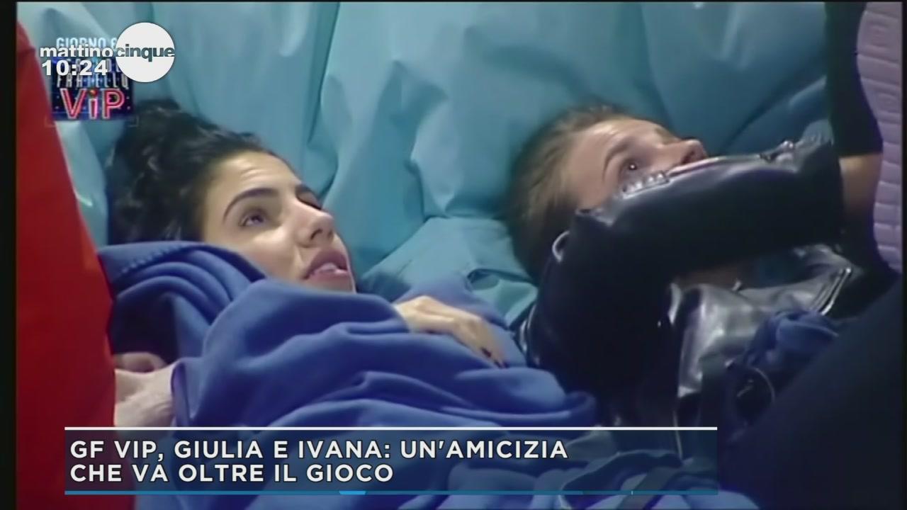 GF Vip 2: Giulia e Ivana