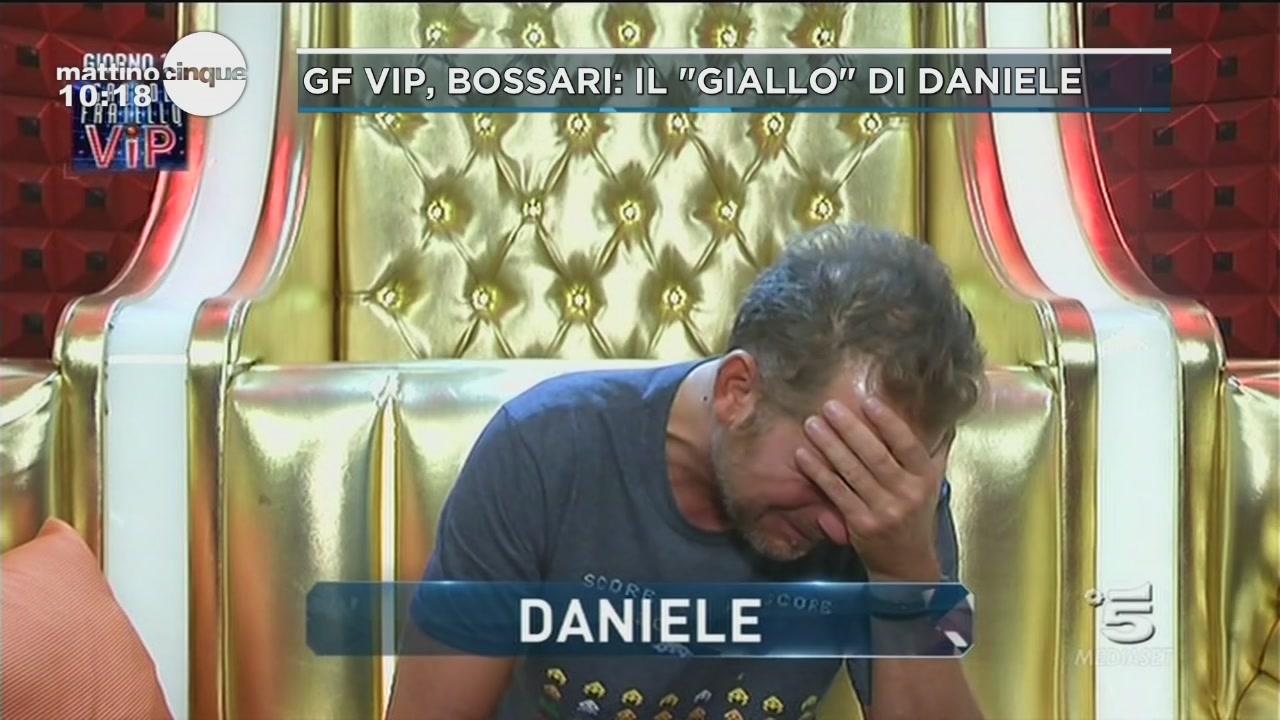 GF Vip 2: Il giallo di Daniele