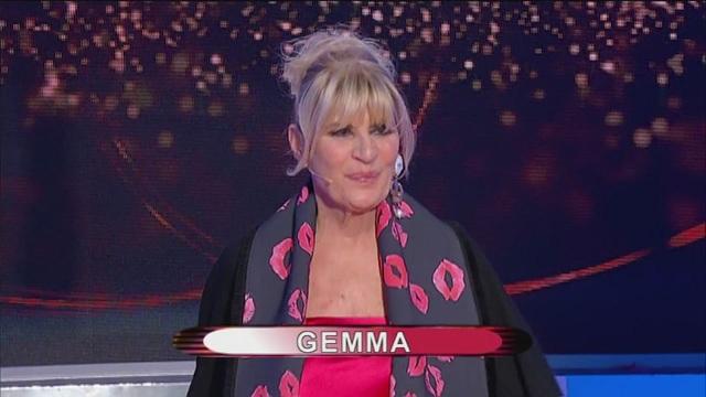La sfilata di Gemma