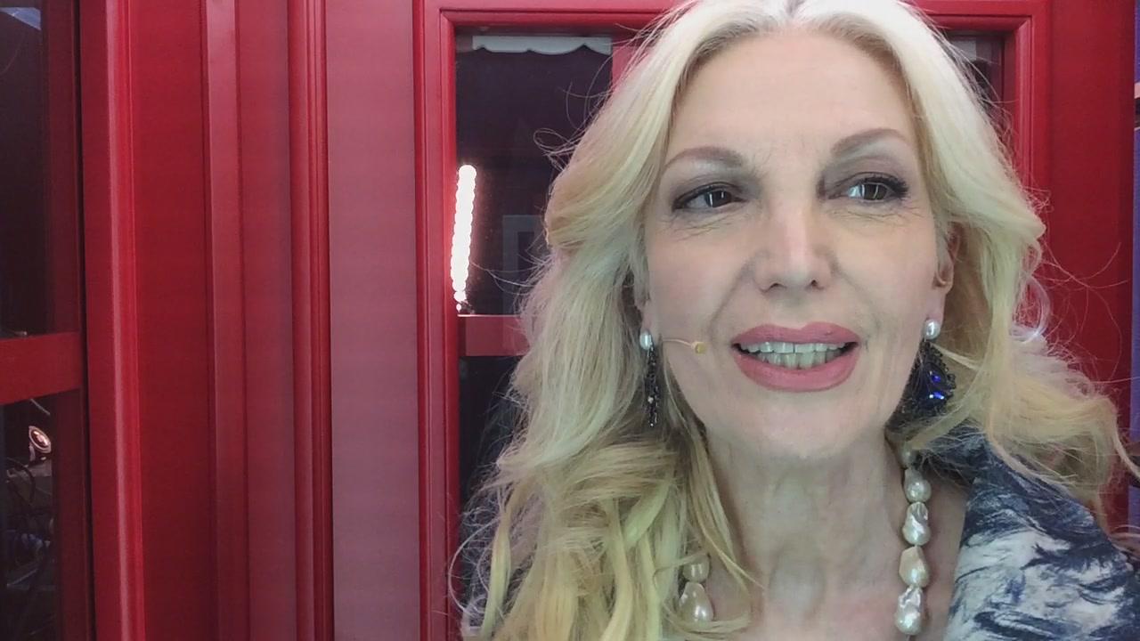 La #cabinarossa di… Marchesa Daniela Del Secco D'Aragona