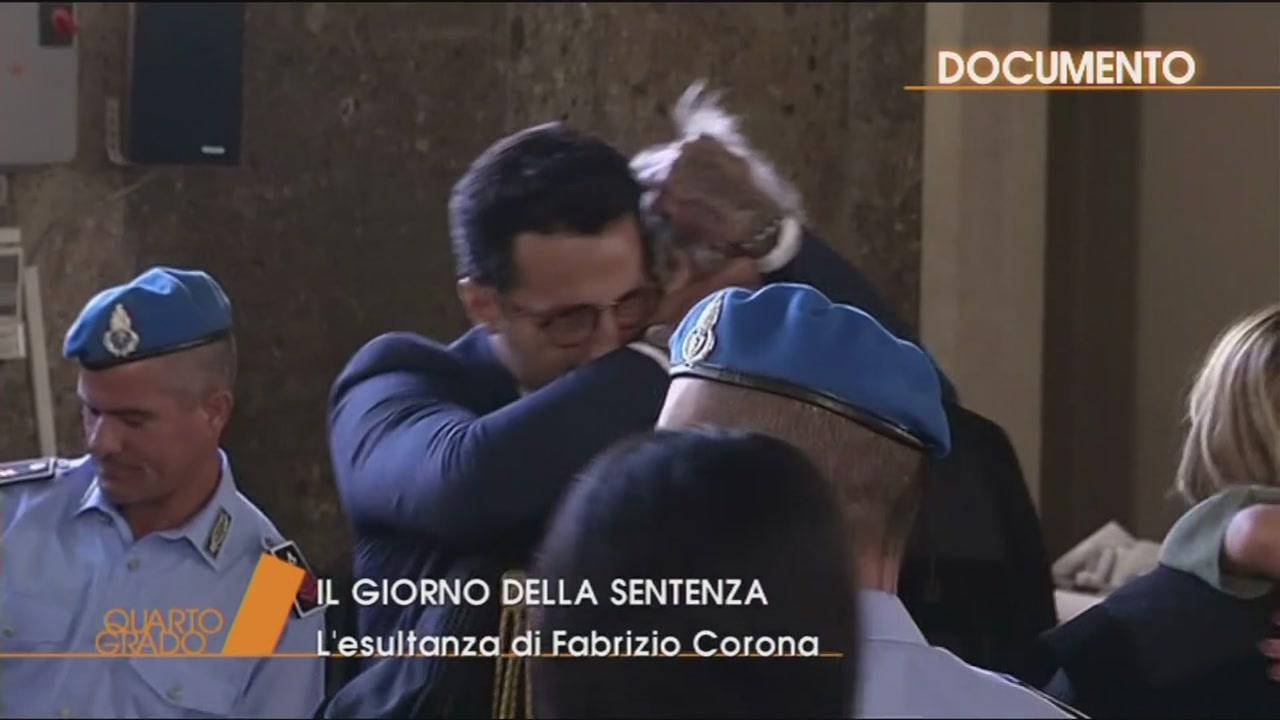 Fabrizio Corona: il giorno della sentenza