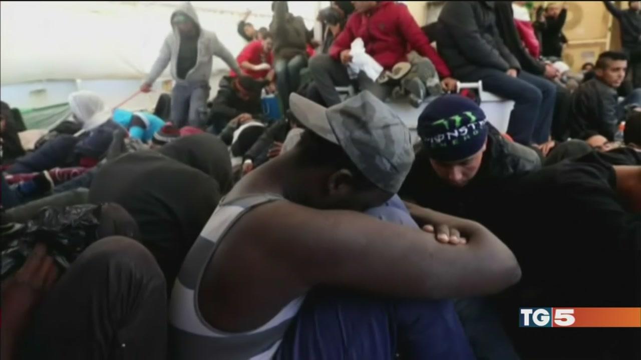 """""""Sui migranti niente lezioni dall'Europa"""""""