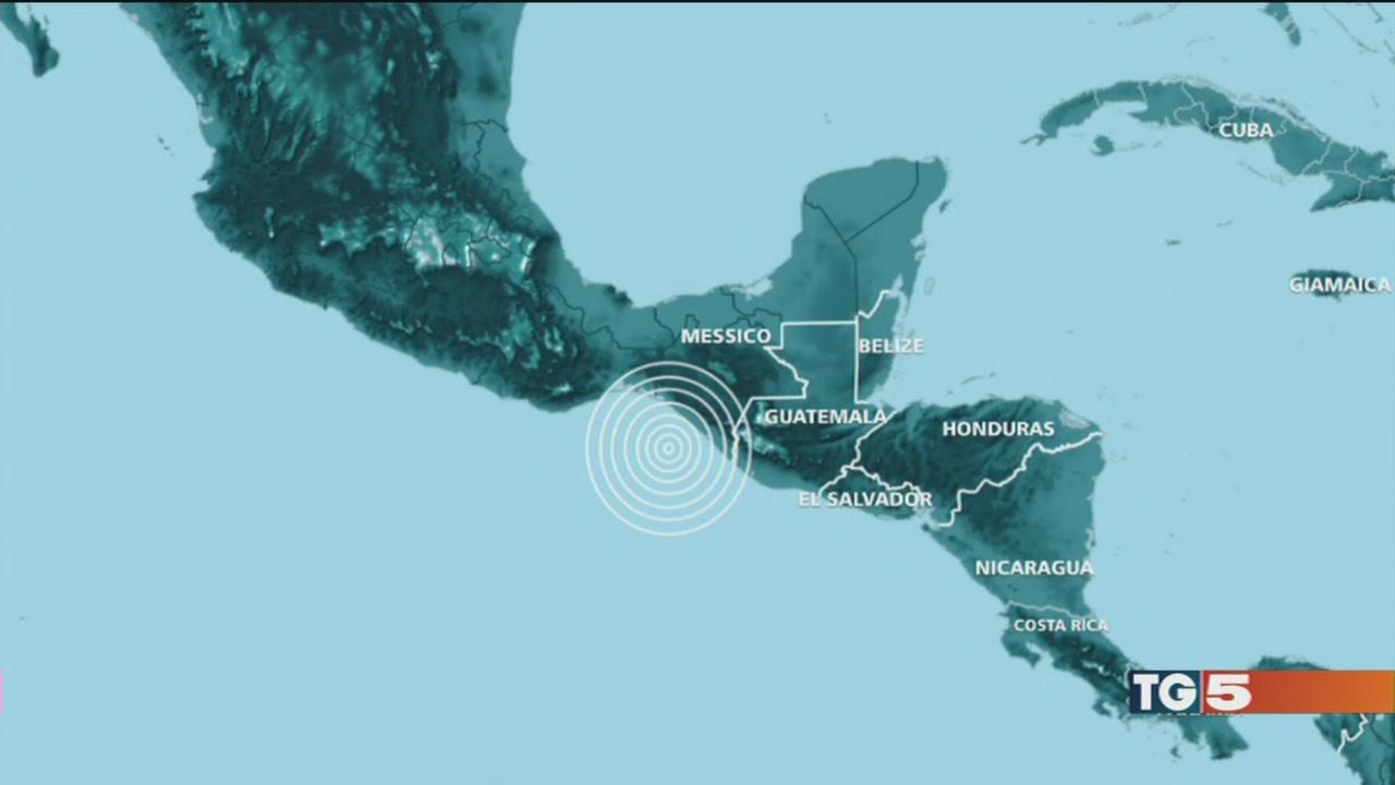 Sisma in Messico, è il più forte da 100 anni