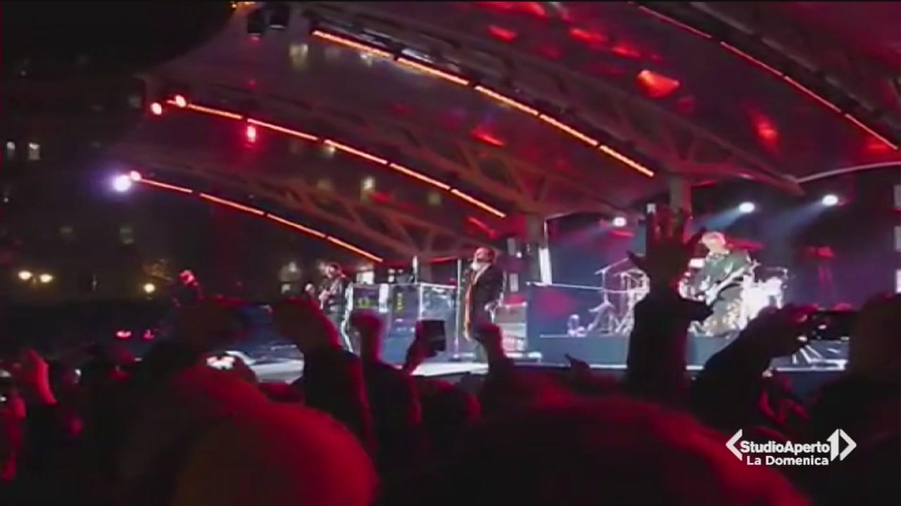 Show esclusivo degli U2 a Londra
