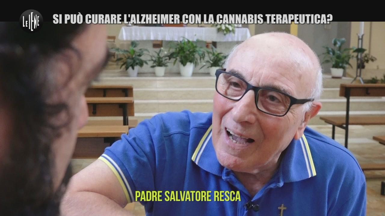 GIARRUSSO: Si può curare l'alzheimer con la cannabis terapeutica?