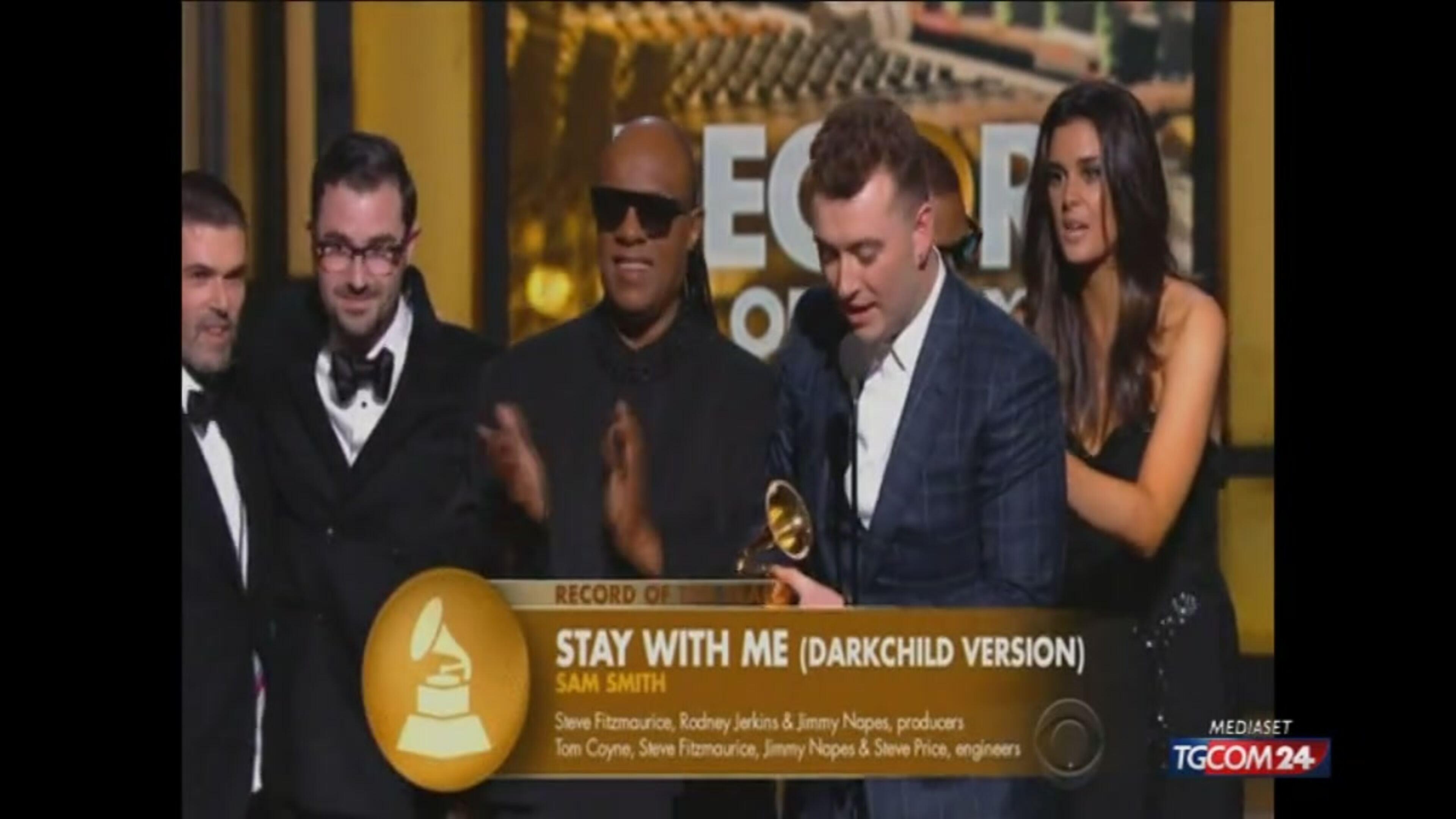 Grammy, tutti i vincitori
