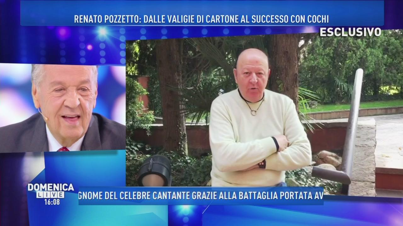 I saluti di Massimo Boldi