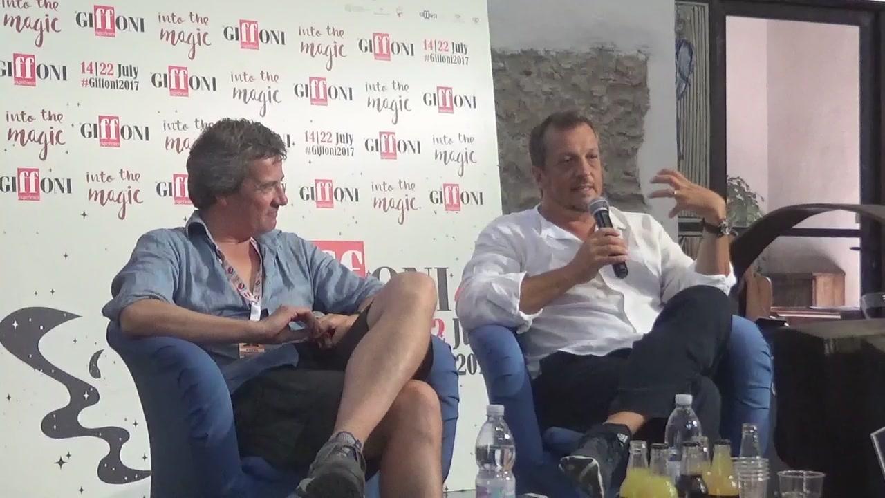 Giffoni: Gabriele Muccino in masterclass