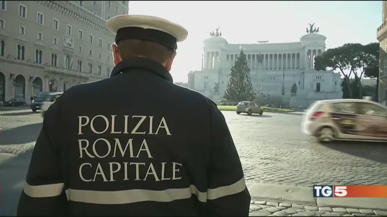 Roma, gogna online per chi insulta vigili