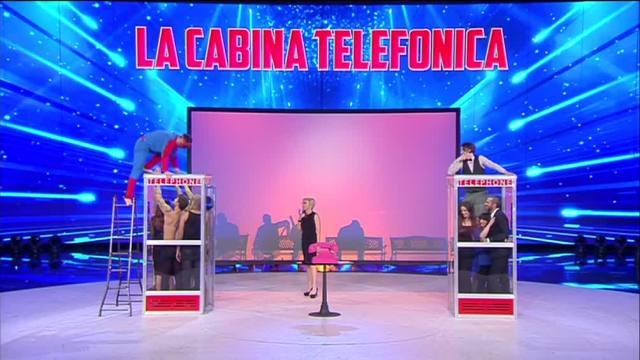 La cabina telefonica – reloaded
