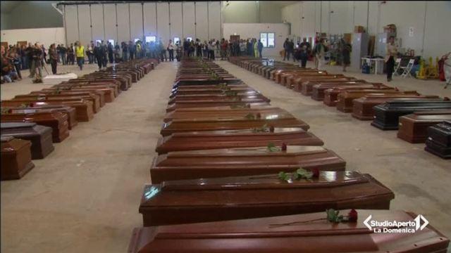 Lampedusa, tre anni fa