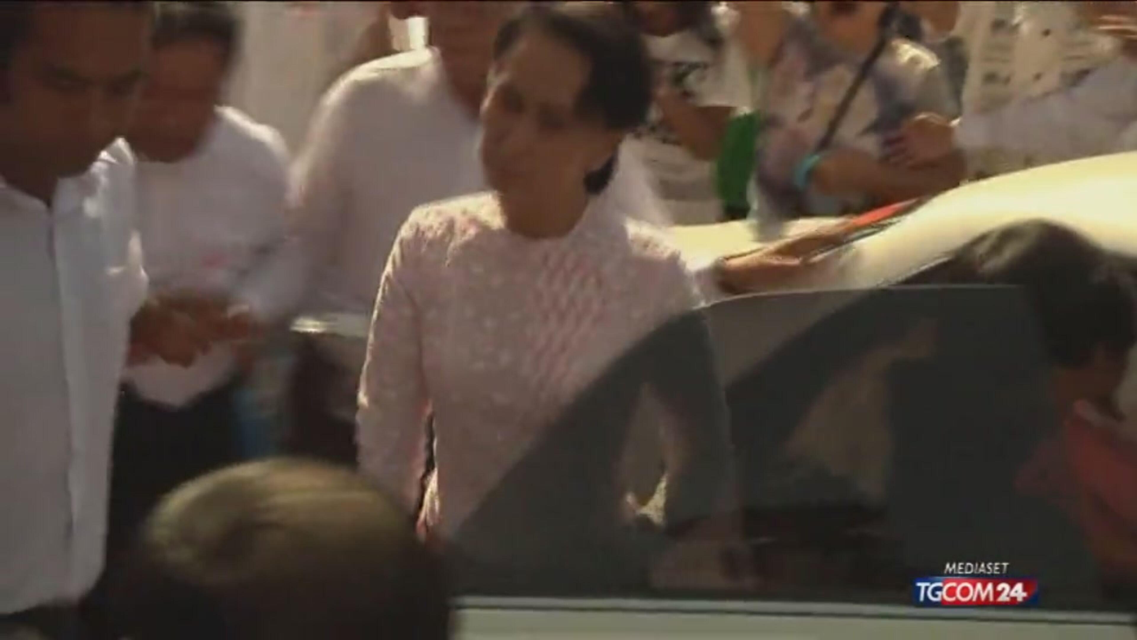 Voto Myanmar, storica vittoria per San Suu Kyi