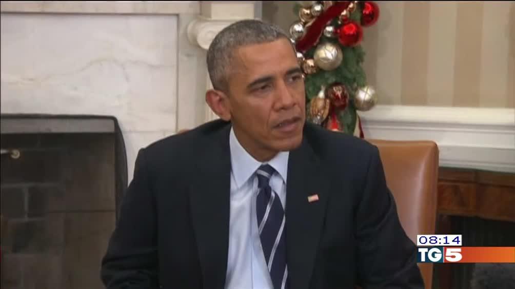Contrattacco di Obama