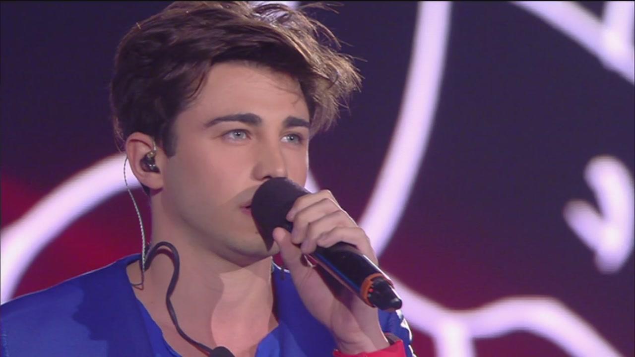 Riccardo - Senza fine - V° Serale