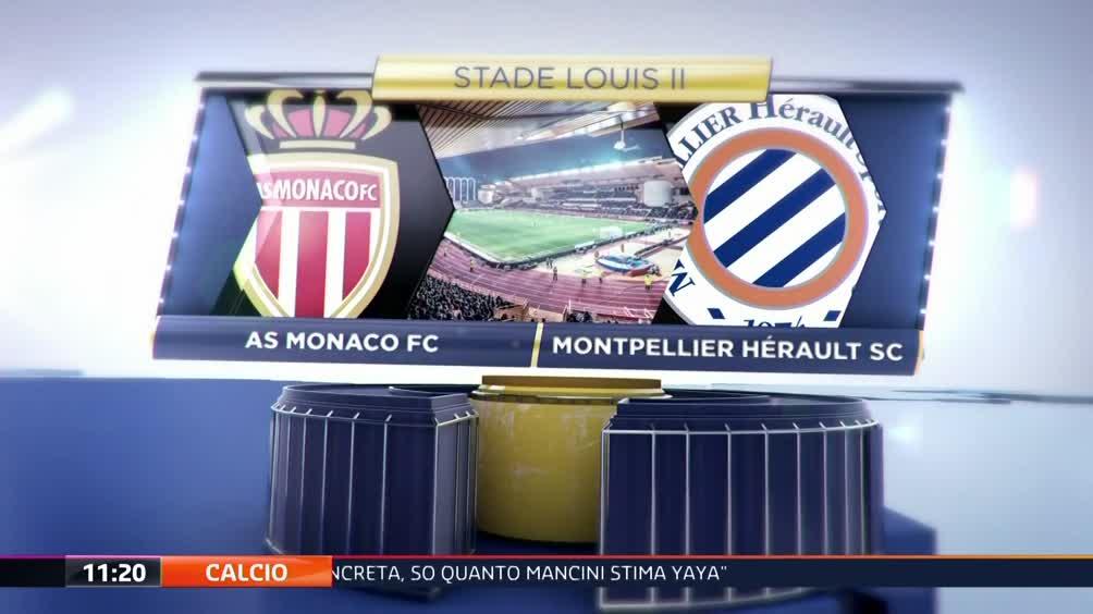 AS Monaco FC-Montpellier Herault SC 2-0