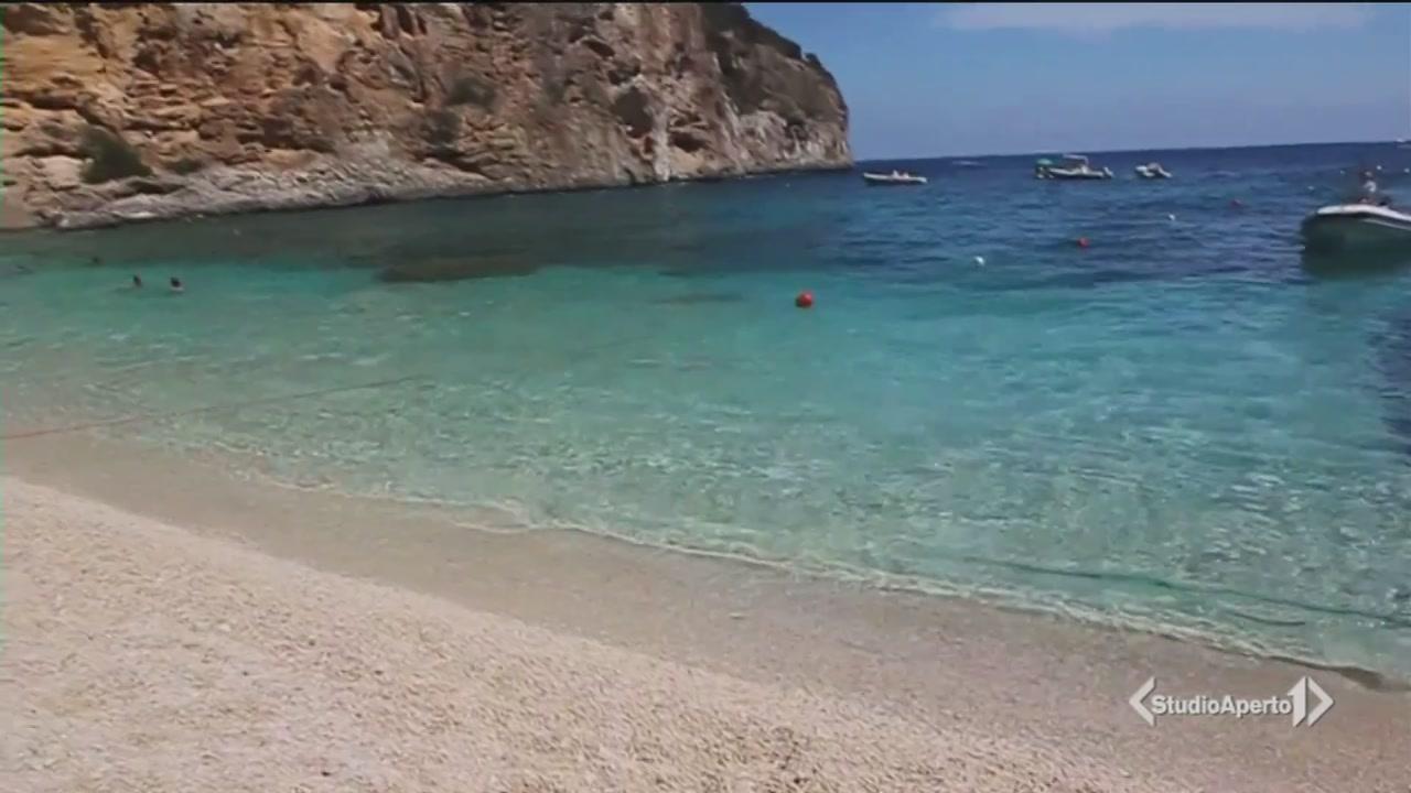 La prima spiaggia a numero chiuso