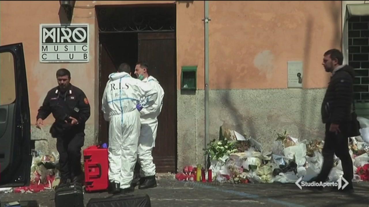 Alatri, continuano le indagini sull'omicidio di Emanuele Morganti