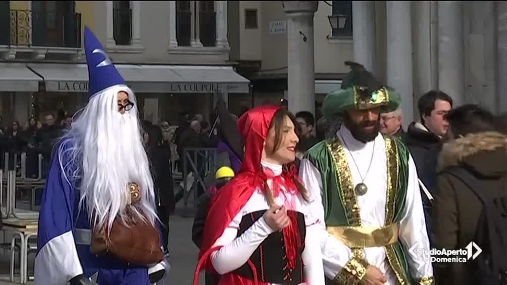 Il Carnevale di Venezia e le misure di sicurezza