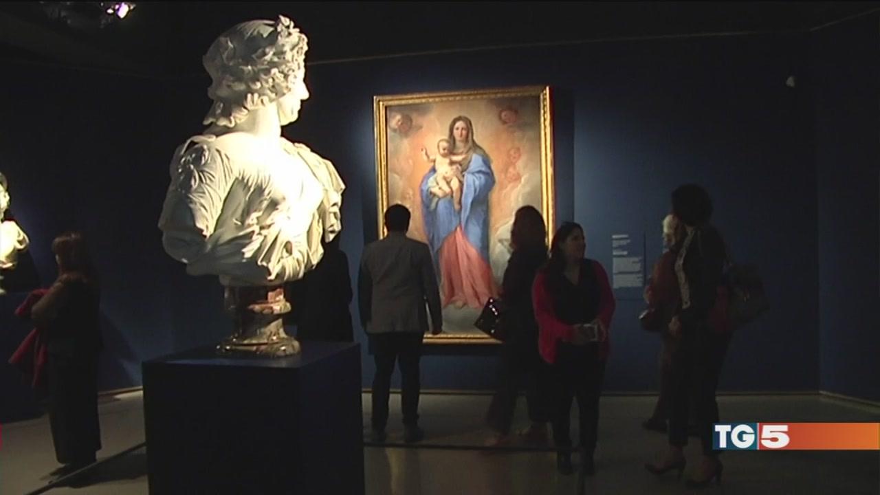 Da Caravaggio a Bernini, l'arte in mostra