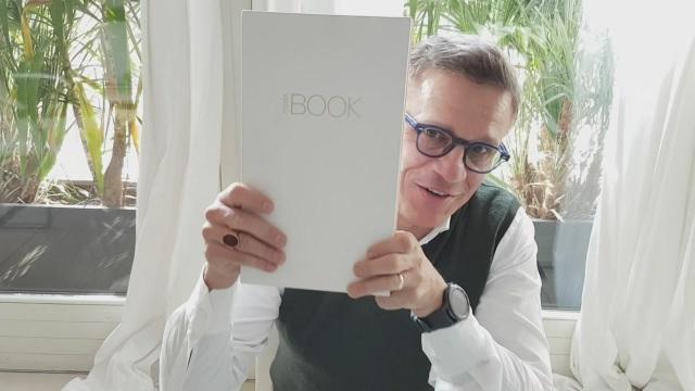 Ho voglia di tech – Lenovo YOGA Book