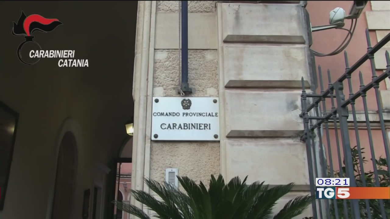 Blitz antimafia 26 arresti a Catania