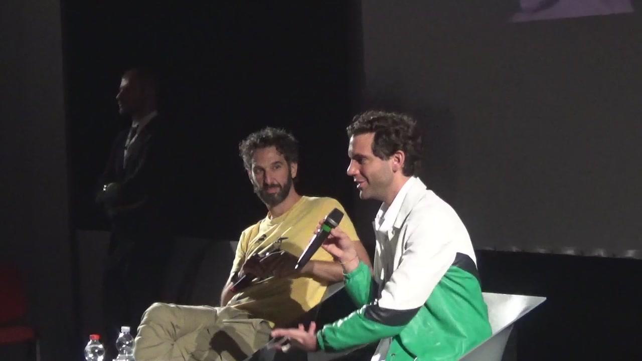 Giffoni, Mad e Mika in masterclass