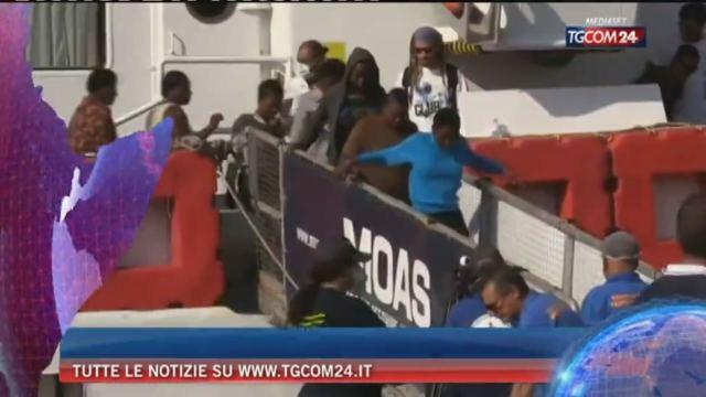 Migranti, stato di emergenza
