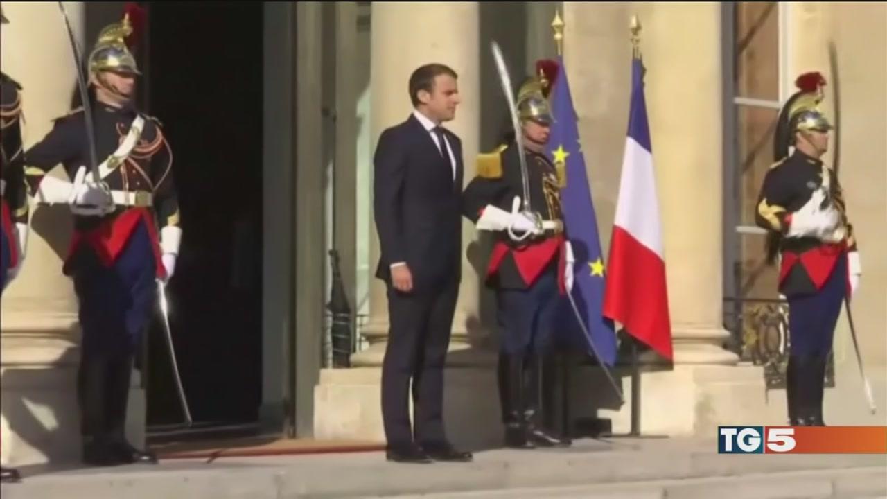 Trionfo di Macron alle elezioni francesi