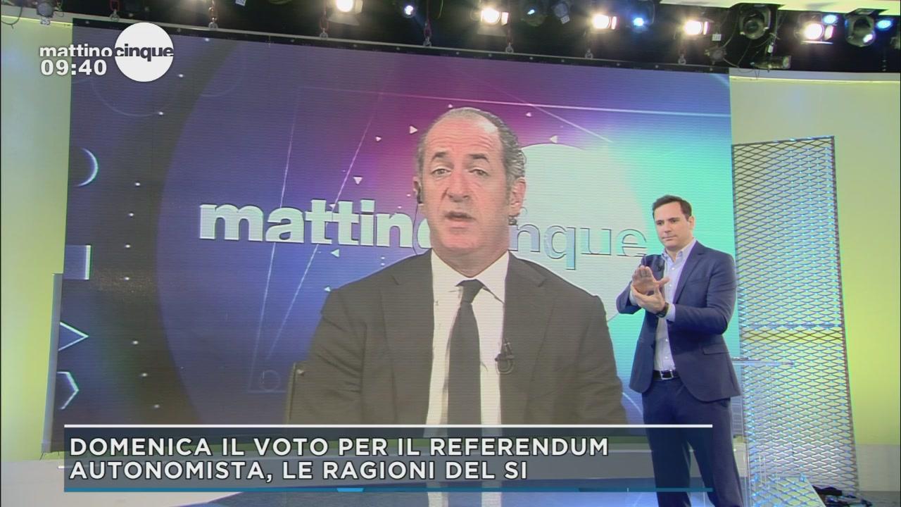 Referendum per l'autonomia in Veneto