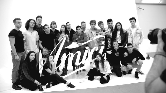 I 19 ragazzi di #Amici18