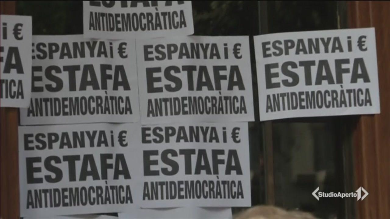 Catalogna ad alta tensione