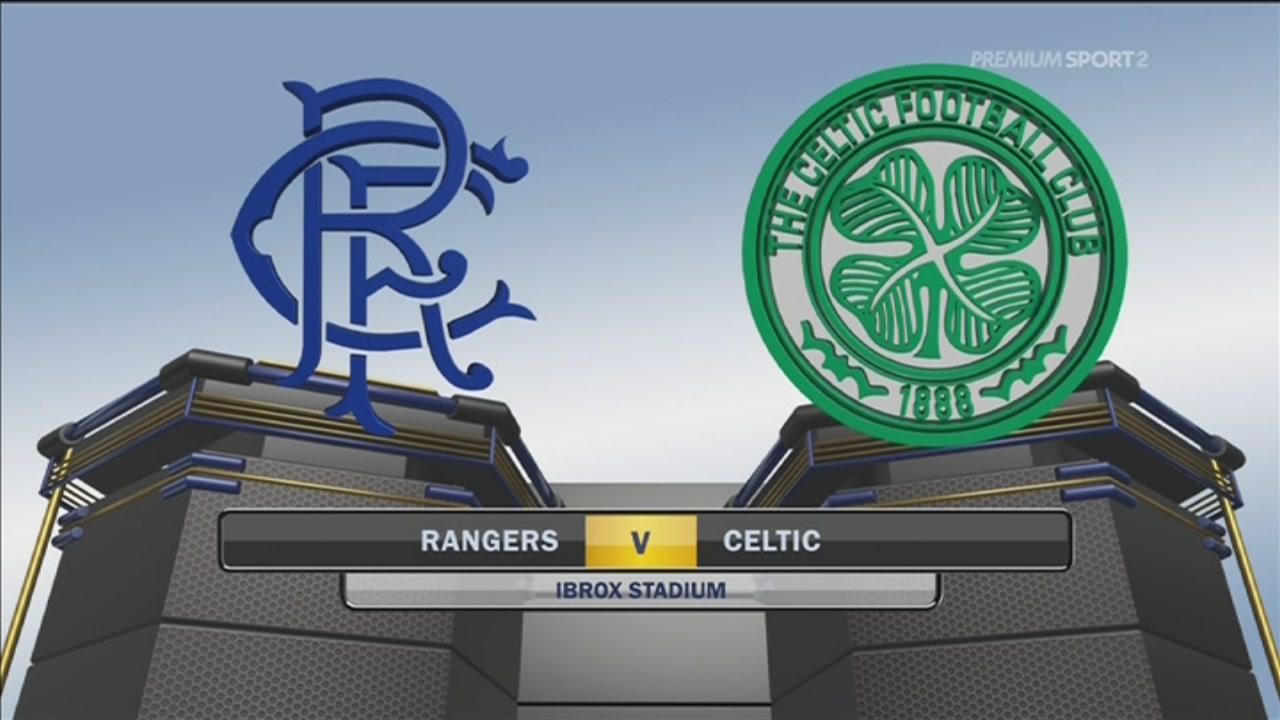 Rangers-Celtic 0-2