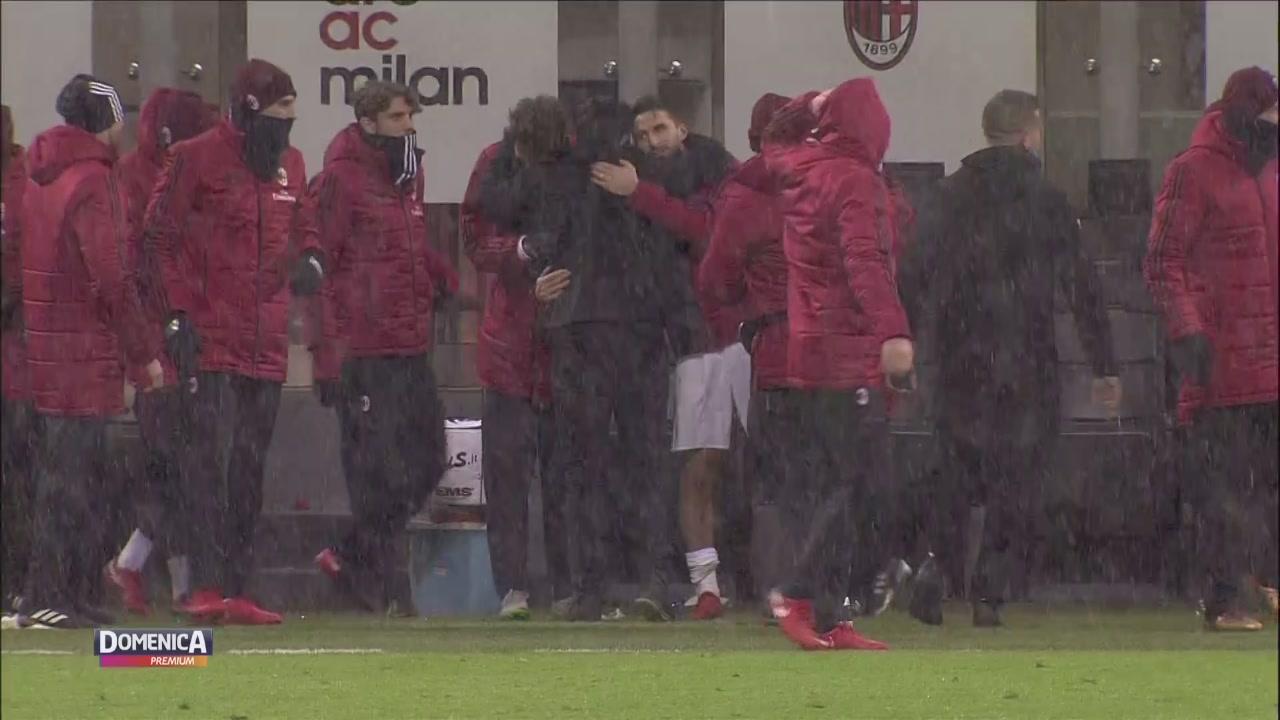 Gattuso abbraccia tutti