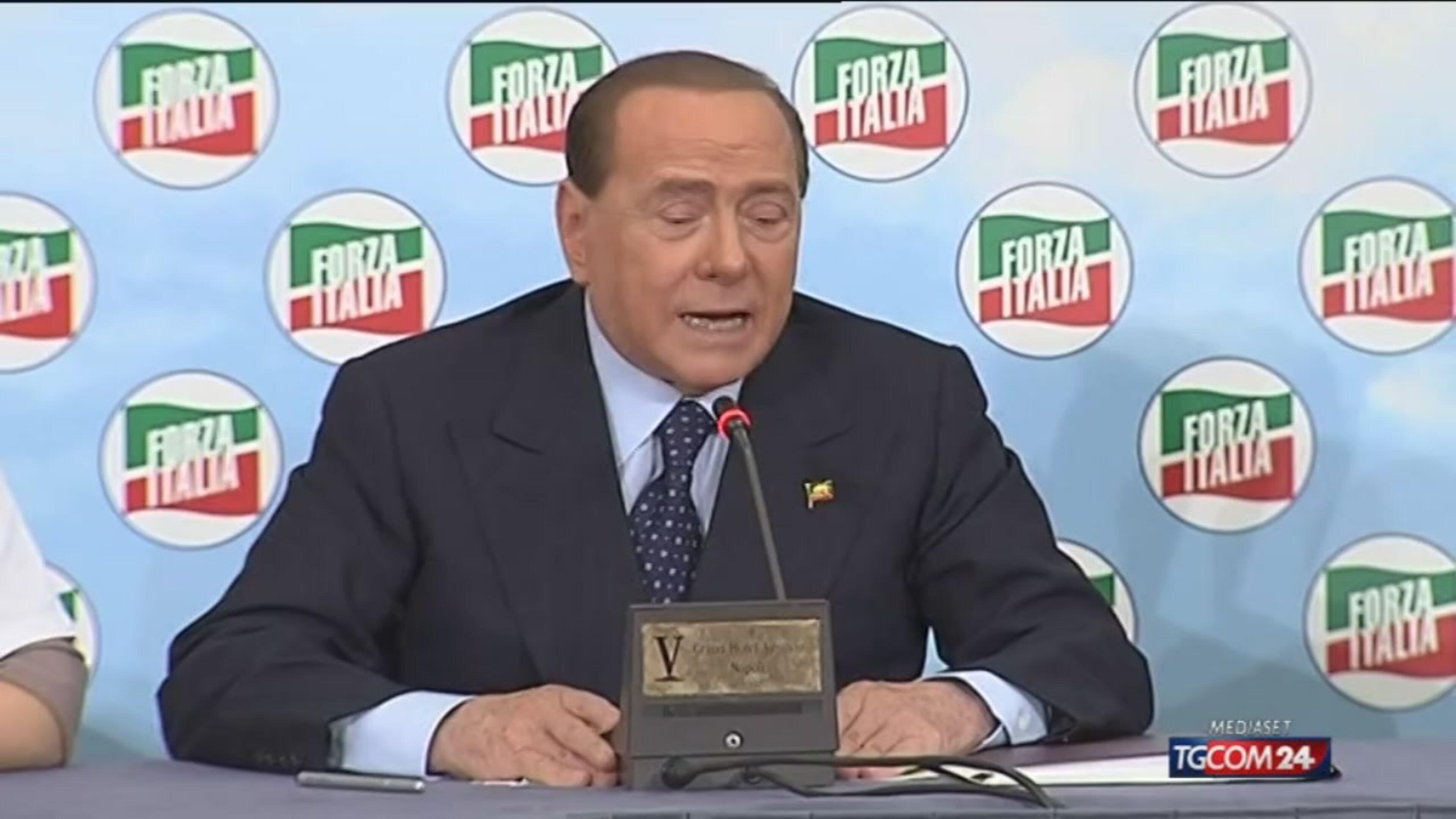 Berlusconi: i moderati formati da uomini del fare