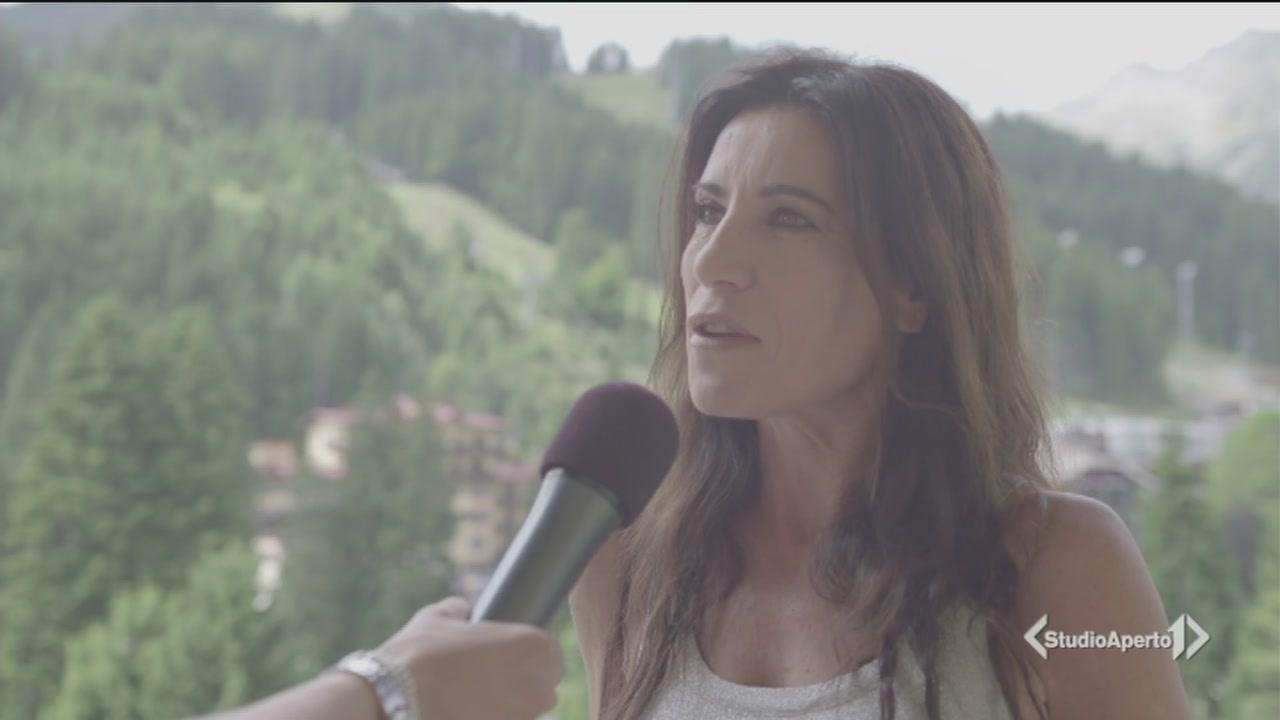 Paola Turci pronta per il Festival di Venezia