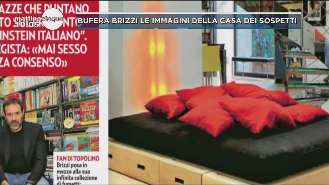 Fausto Brizzi: il loft da sogno... o da incubo?